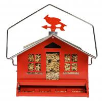 Perky Pet Squirrel-Be-Gone II Country Style Bird Feeder