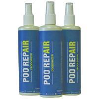 Cleanwaste Poo Repair Deodorizer 10oz