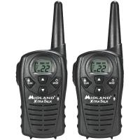 Midland LXT118R Midland GMRS Two-Way Radio Pair Pack Factory Refurbished
