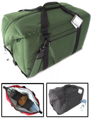 Polar Bear Green 48 Pack Soft Sided Cooler