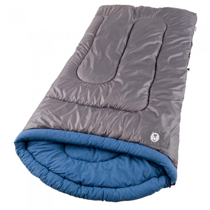 Coleman Sleeping Bag - 39 x 84 - Coletherm-White Water