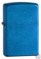 Zippo Cerulean Lighter