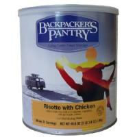 Backpacker's Pantry Risotto Rice with Chicken