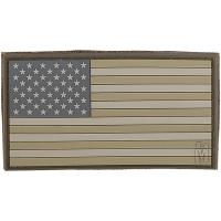 Maxpedition USA Flag Patch Large Arid