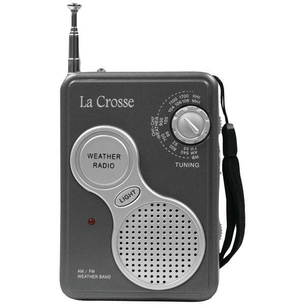 La Crosse Technology 809-905 7-Band Weather Radio