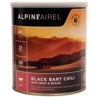 Black Bart Chili w/Beef&Beans No. 10 Can