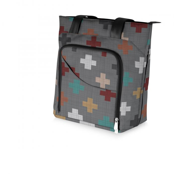 Picnic Time Sonoma Wine and Cheese Tote (Pixels Collection)