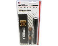 MagLite Mini Mag Led Pro+ Black