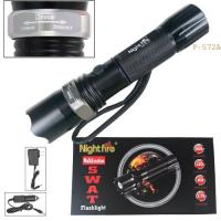 Night Fire Multifunction Swat Flashlight