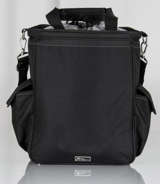 Picnic Time ONIVA Activo Cooler Tote Bag (Black with Gray Accents)