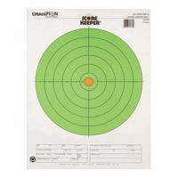 Champion Traps & Targets 100 Yd Lg Green Bull (12/Pk)