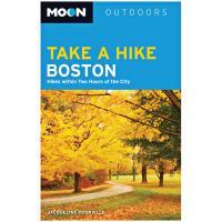 Moon Take A Hike Boston