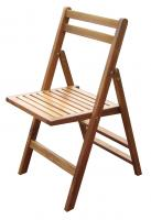 Acacia Folding Dining Chairs (set of 4)
