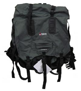 Chinook Chemun Portage Pack, Green/Black