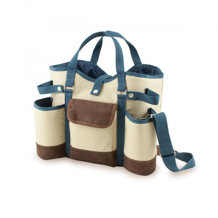 Picnic Time Wine Country Tote