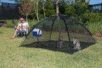 Abo Gear Happy Habitat, Outside Enclosure for Cats and Other Indoor Pets