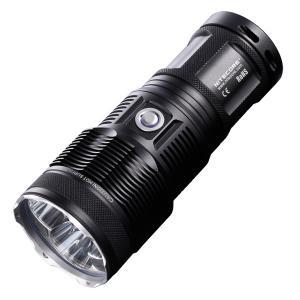 Battery-Powered Flashlights by Nitecore